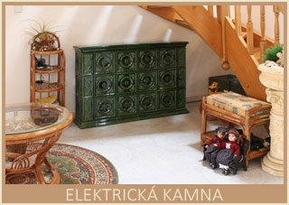 Elektrická kamna