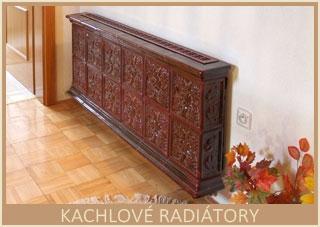 Kachlové radiátory